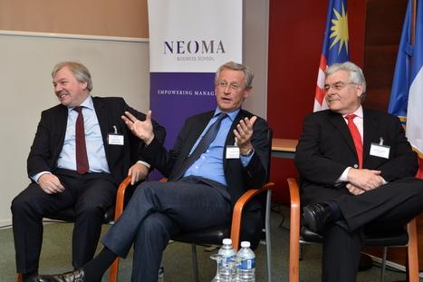 Neoma BS : Cap sur le Top 15 européen | Formations - Education - Tendances | Scoop.it