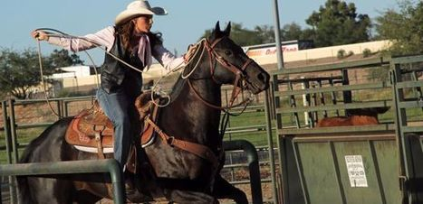 UA Rodeo Club Rides Toward 75 Years   UANews   CALS in the News   Scoop.it