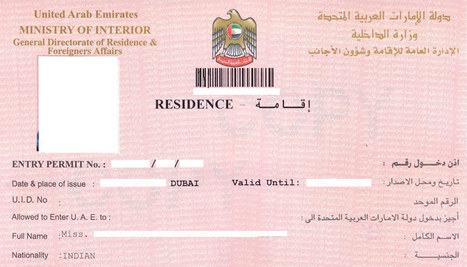 How to Secure a UAE Residency | Business Setup Consultants | Scoop.it