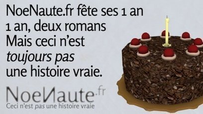 NoeNaute.fr : Roman sous CC0 cherche à devenir libre jusqu'au papier. - @ Brest   Coopération, libre et innovation sociale ouverte   Scoop.it