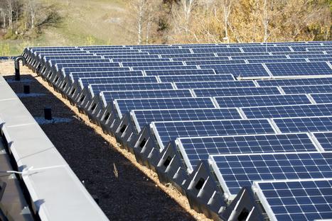 Une méthode innovante pour prédire la production des panneaux photovoltaïques | HES-SO Valais-Wallis | Scoop.it