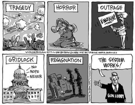 The system works | The US Gun Debate | Scoop.it