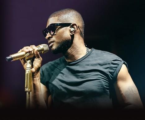 Usher Official Website   Latest Usher News & Media   I WANT MY MTV   Scoop.it