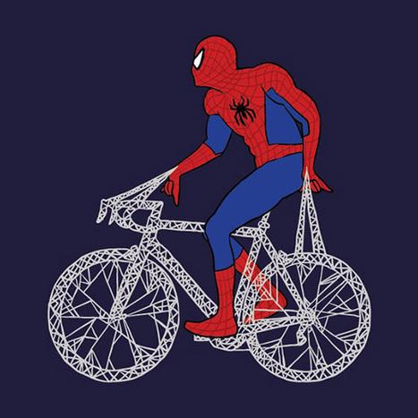 Funny Superhero Bikes   All Geeks   Scoop.it