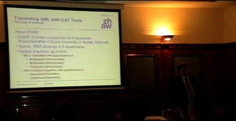 Translating XML with CAT Tools – The Case of memoQ | Translation Memory | Scoop.it