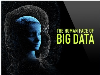 The Human Face of Big Data | Journalisme graphique | Scoop.it