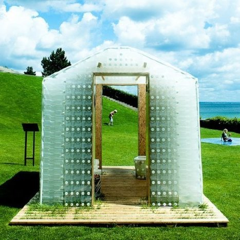 Plastic Bottle Homes and Greenhouses | IELTS, ESP, EAP and CALL | Scoop.it