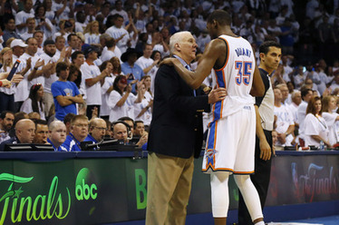NBA playoffs: Spurs beat Thunder in OT to advance to Finals | NBA | Scoop.it