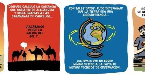 Pizarra con garabatos: De viaje por el sol 05 | Cultura Clásica | Scoop.it