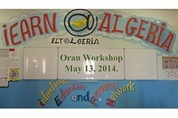 iEARN-Algeria National Workshops in May | iEARN in Action | Scoop.it