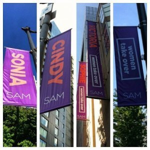 Seattle Art Museum's New Exhibit: Women Take Over « CBS Seattle | Contemporary Art hh | Scoop.it