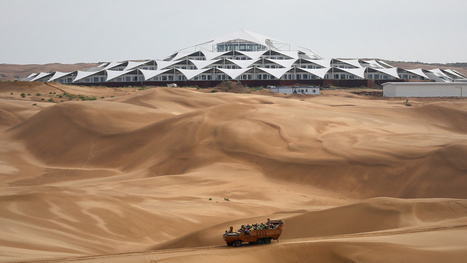 Why This Luxury Resort Appeared in the Middle of the Mongolian Desert | Sustain Our Earth | Scoop.it