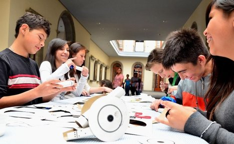Diseñan modelo educativo pensado en los millennials | Educacion, ecologia y TIC | Scoop.it