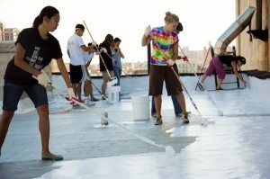 How Painting Roofs White Can Help 'Turn Off The World For A Year' | Sustain Our Earth | Scoop.it