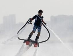 Primeiro Mundial de flyboard tem representante brasuca no Qatar | esportes | Scoop.it