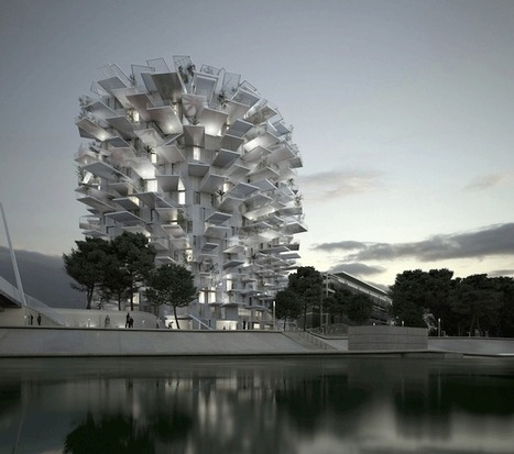 Sou Fujimoto, HORS les MURS | une architecture presque évanescente -L'Architecture d'Aujourd'hui | The Architecture of the City | Scoop.it