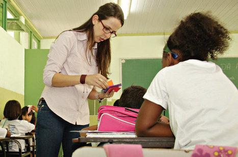 Sete escolas, 41 turmas, quase mil alunos | Banco de Aulas | Scoop.it