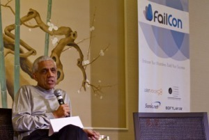 Vinod Khosla: Freedom to fail is key ingredient in success | FailCon | Scoop.it