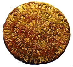 The Phaistos Disk Cracked? | Ancient Mysteries of History | Scoop.it