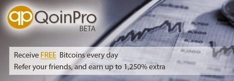 Receive Free Bitcoins every day forever ~ Earn free Bitcoins quickly | Earn free Bitcoins Euros and Dollars | Scoop.it