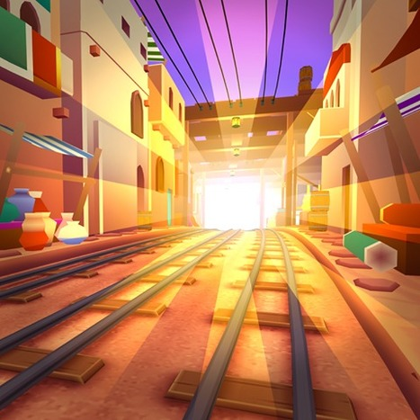 Play Subway Surfers Free Game   Play Candy Crush Games   Scoop.it