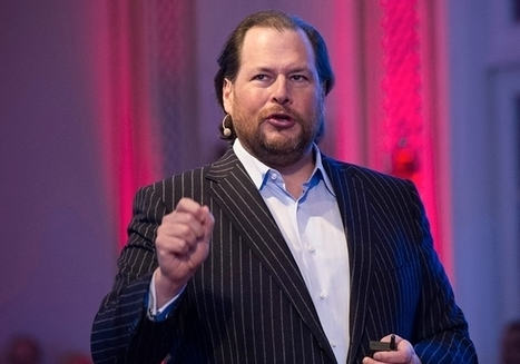 Announcing New Partnership, Salesforce And Workday Crash Oracle's Earnings Day [Updated] | Conseil CRM Salesforce.com | Scoop.it
