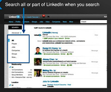LinkedIn Unveils Revamped Search | Social media news | Scoop.it