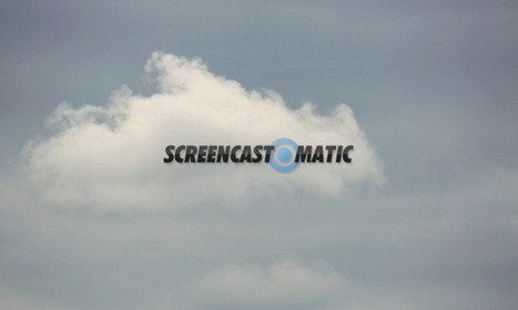 Screencast-O-Matic: An Essential (Free) Tool for the Digital Classroom | Professional Learning | Scoop.it