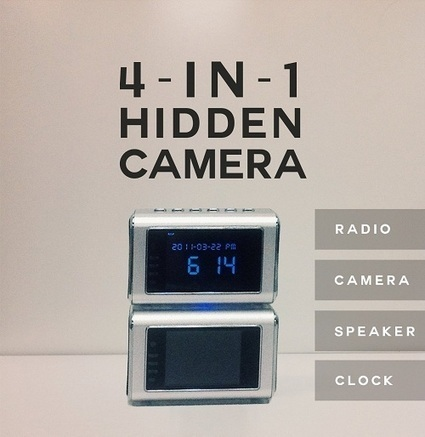Hidden security cameras for home from many camera manufacturers | hiddensecurity2 | Scoop.it