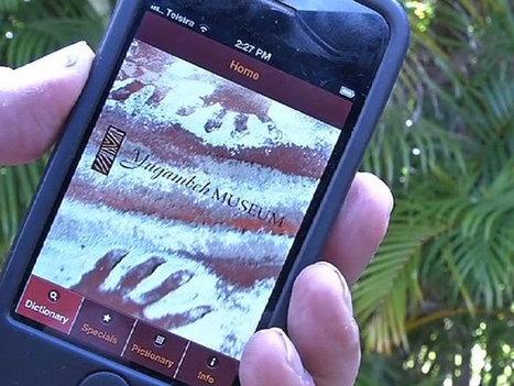 Aboriginal language preserved through app   Technology across the Australian Curriculum   Scoop.it