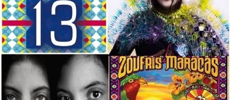 La sélection musicale WebZeen du printemps 2015 ! | WebZeen | Actualité de la musique sur le Web | WebZeen | Scoop.it