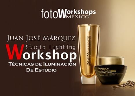 Cursos de Fotografía Digital | Foto Workshops México: Curso Studio Lighting | Foto Workshops México | Scoop.it