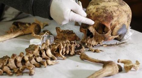 L'analyse du plus vieil ossement de main jamais découvert remet en cause les origines de la dextérité de l'homme moderne | Aux origines | Scoop.it