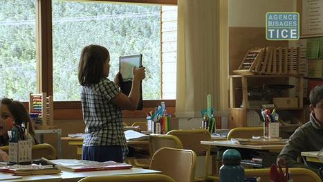 Journalisme et tablettes pour le cycle 3 - Agence nationale des Usages des TICE | usages numérique école primaire | Scoop.it