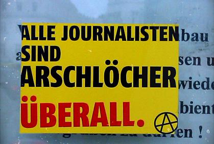 Studie: Journalisten haben keinen guten Ruf - derStandard.at › Etat   MEDIACLUB   Scoop.it