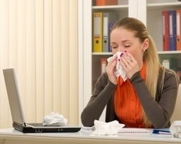 About Health: You Will Not Believe How Quickly a Virus Can Spread in Your Office | About Health Info (Blog) | CALS in the News | Scoop.it