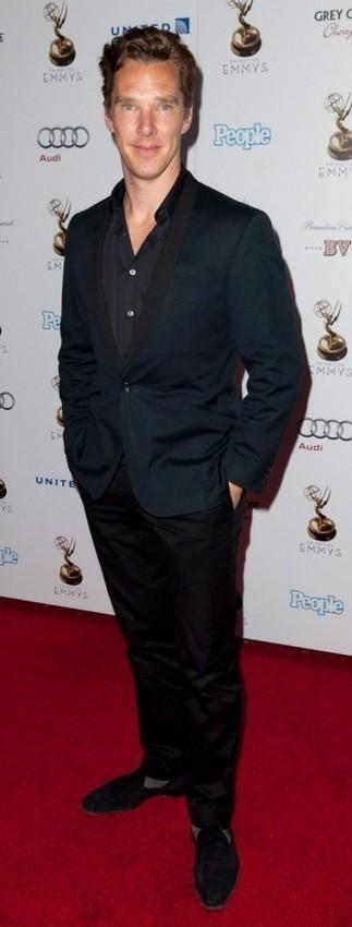 Benedict Cumberbatch boldly goes bad | kuldip | Scoop.it