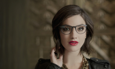 Google Glass: now available for people who actually need glasses | technology | Scoop.it
