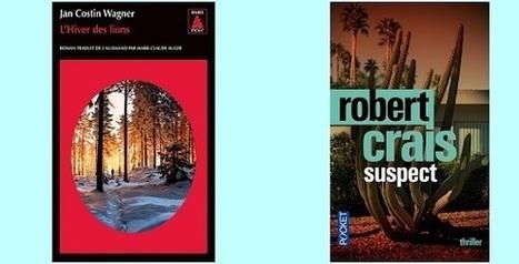 Polars poche 2015 : Jan Costin Wagner (Babel Noir) & Robert Crais (Pocket) - Le blog de Claude LE NOCHER | Texte clos, palimpseste et littérature policière | Scoop.it