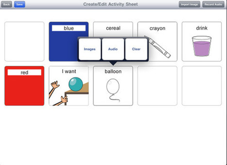 Speakall! for iPad on the iTunes App Store | Communication and Autism | Scoop.it