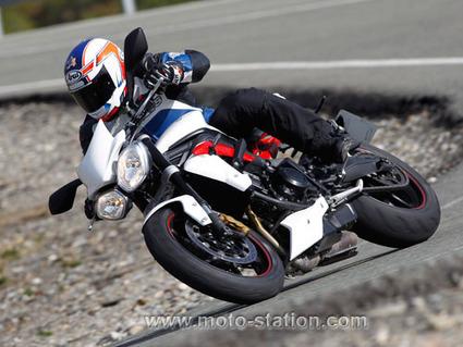 Marché moto scooter, Triumph France : Jean-Luc Mars commente les chiffres - Moto Station | 2 ROUES ET MOI | Scoop.it