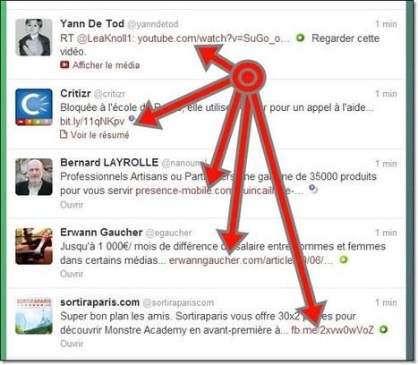 Envoyer des twitts plus rapidement via deux bookmarklets | social | Scoop.it