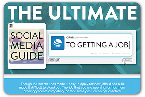 The ultimate social media guide to getting a job | Knowledge Hub | Scoop.it