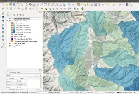Conoce las mejoras y novedades del nuevo QGIS 2.10 * | Nuevas Geografías | Scoop.it