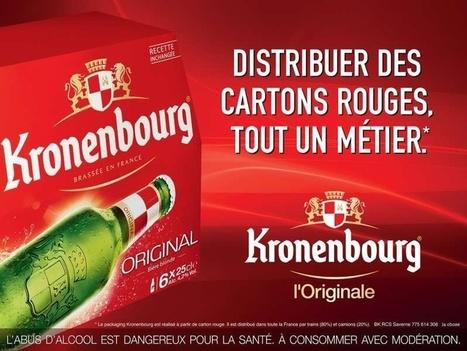 Kronenbourg x UEFA Euro 2016 : Pas de carton rouge, mais un carton plein ! - Communication (Agro)alimentaire | Communication Agroalimentaire | Scoop.it