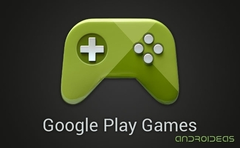 Ya disponible Google Play Games 2.0 | AndroIdeas | Androideas | Scoop.it