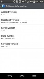 KitKat Arrives on the T-Mobile LG G2, Comes as a 1.5 GB Full KDZ Update | Android Discussions | Scoop.it