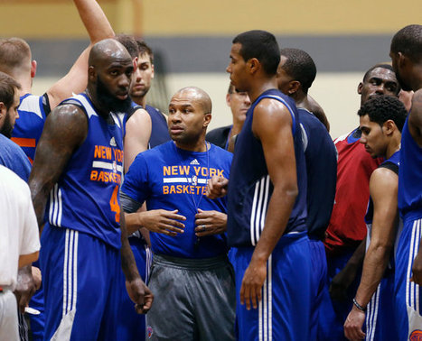 At West Point, Knicks Seek Something Different: Discipline | Sales Athlete | Scoop.it