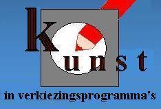 Kunst op Zondagnacht | Verkiezingsprogramma's - Sargasso | cultuurnieuws | Scoop.it