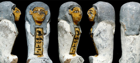 Discovery of 17th Dynasty Ancient Egyptian elite : Archaeology News from Past Horizons | History Misc. | Scoop.it